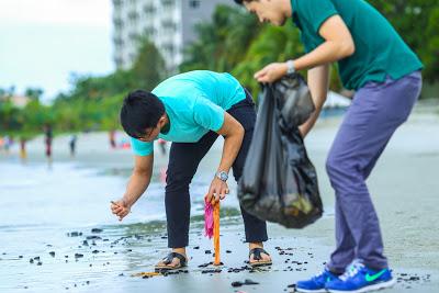 <万物在说话> Glory Beach Resort PD 摇身一变,成为<海龟孵育中心>之体会