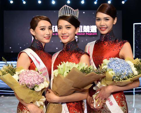2016大马国际华裔小姐美女如云 历届以来颜值最高