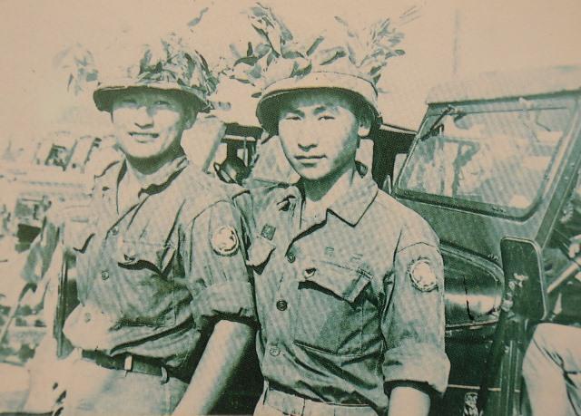 郑明析-越南战争