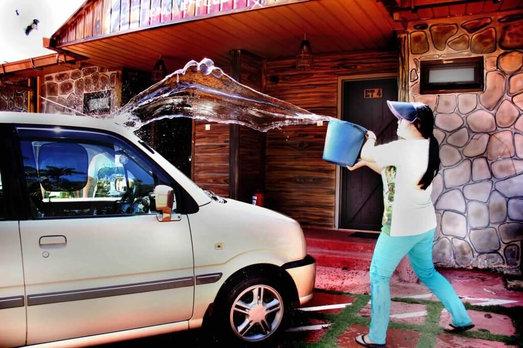 攝理女青ShowR生活营之洗车赚钱