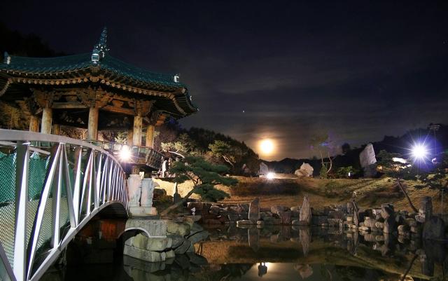 月明洞–月亮最明亮的地方