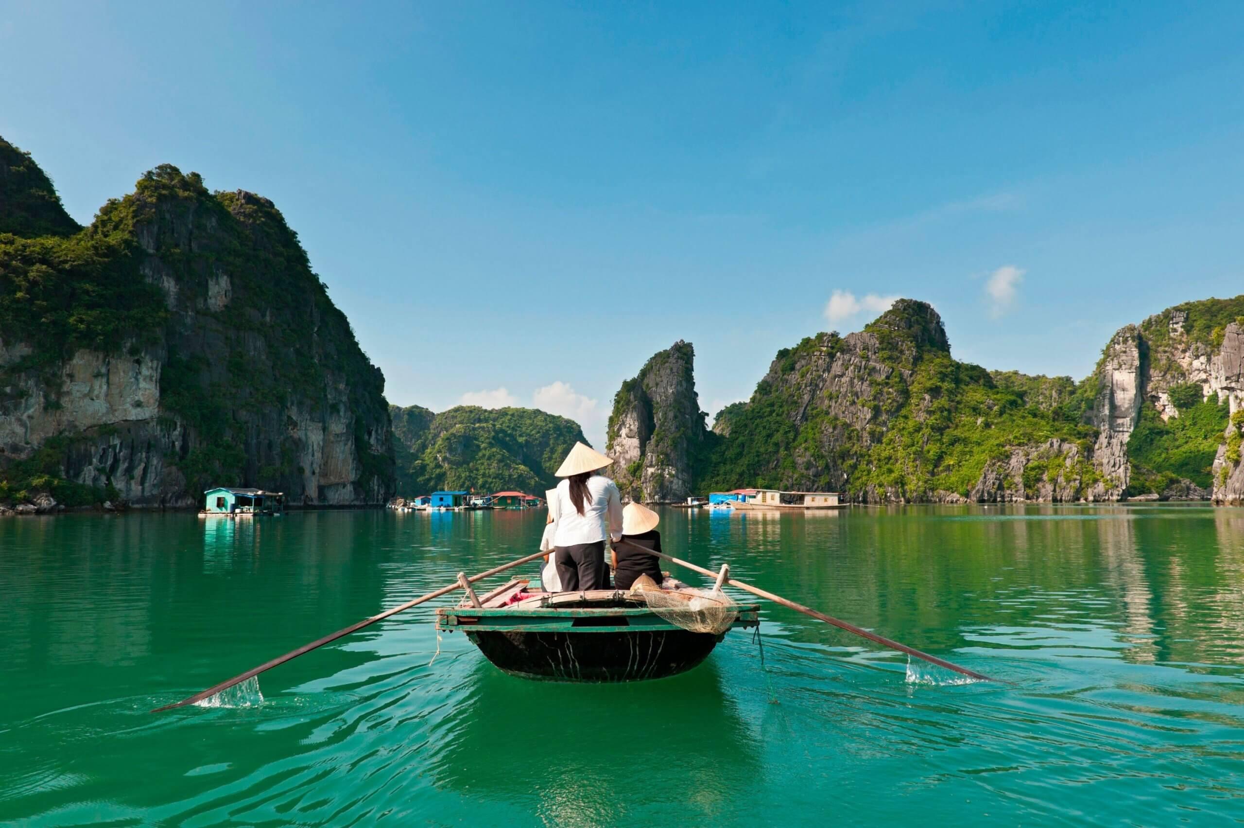 越南的美丽